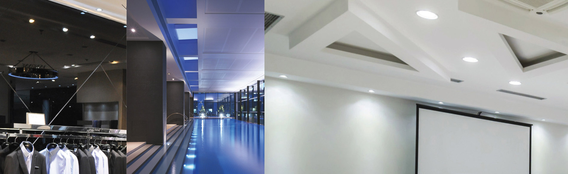 Interiores con iluminaci n en tecnolog a led blachere ictt for Led iluminacion interior